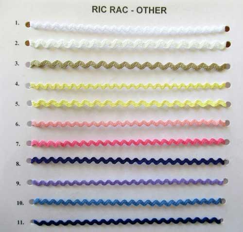 RICRAC - OTHER